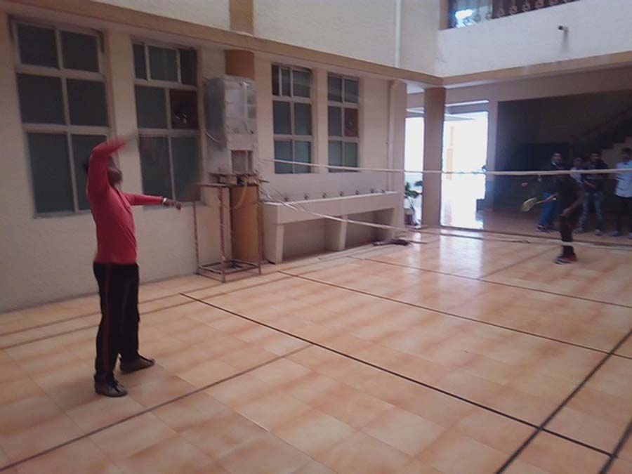 Badminton Competition 2017
