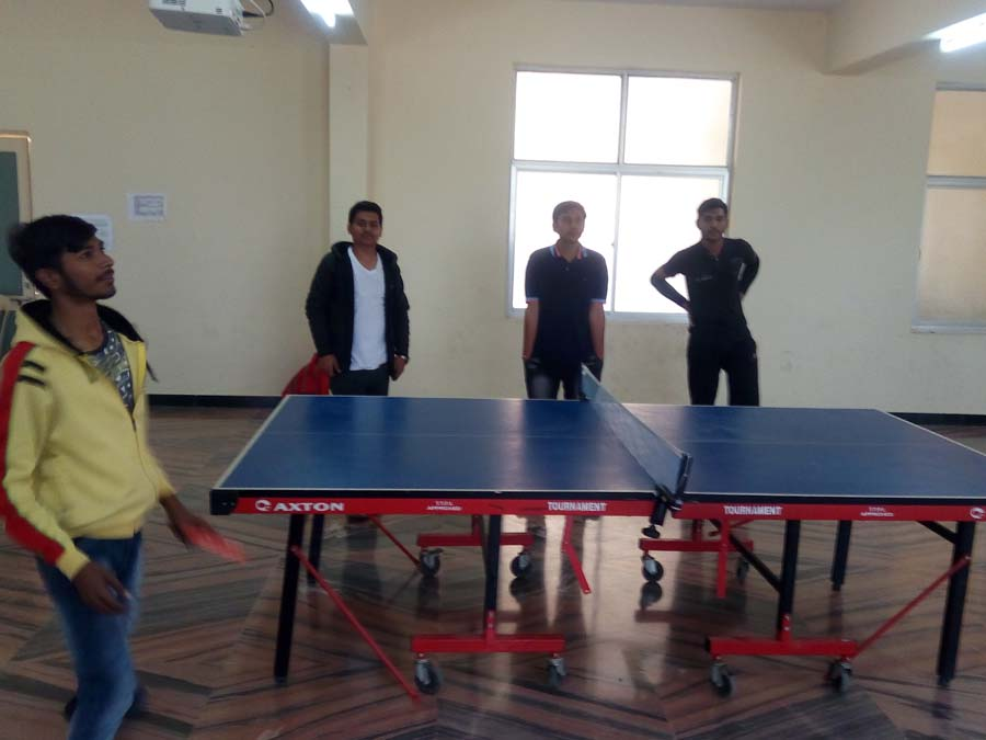 Table Tennis Competition 2017