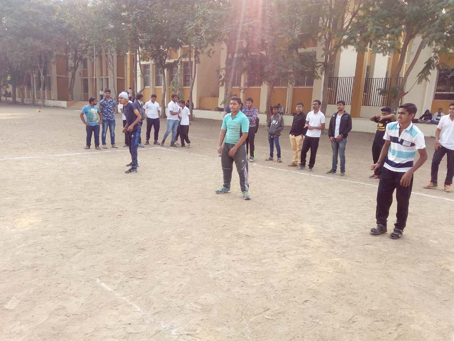 Volleyball Competition 2017